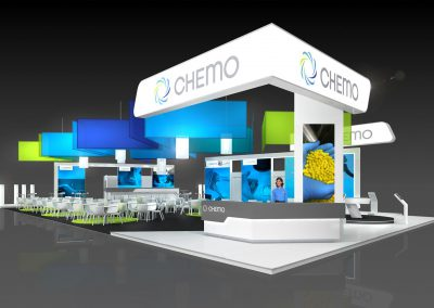 Chemo CPHI 2016 booth