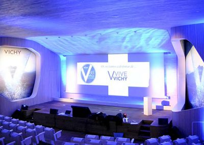 VICHY, internal event