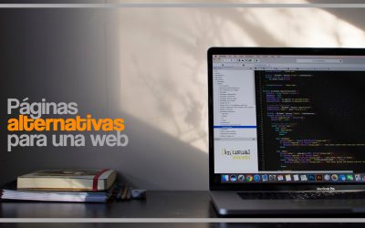 Alternativas a una página web