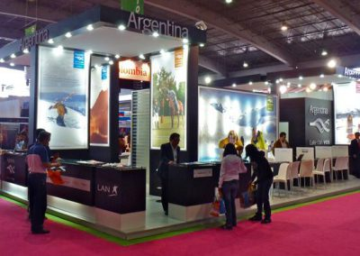 Stand ARGENTINA