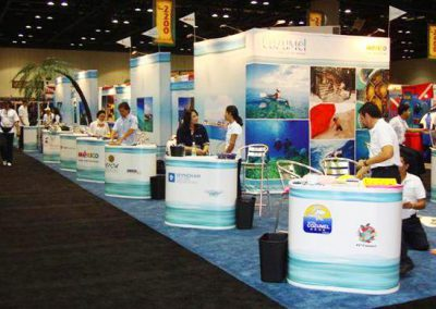 COZUMEL Miami booth