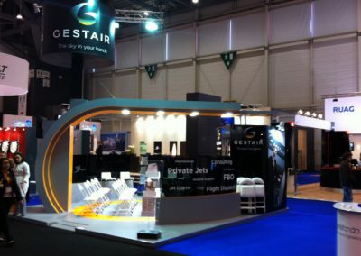 GESTAIR Ginebra booth