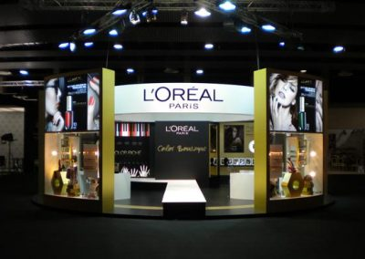 L´Oreal Paris Booth 1