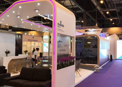 Stand Chanelle CPHI 2018